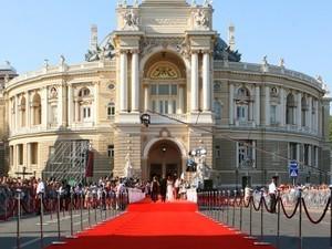 Меню Одесского Кинофестиваля - для настоящих кино-гурманов!