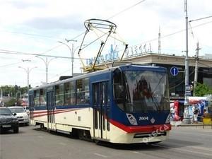 трамвай одессы
