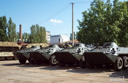 Одесситы на добровольные пожертвования заказали бронированную скорую помощь для 28-й механизированной бригады