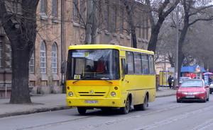 Одесские маршрутки могут подорожать до 4 гривен