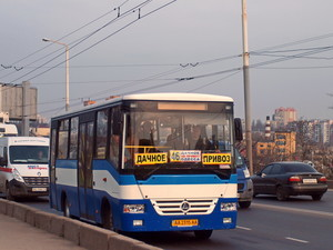 Мэр Одессы не планирует повышать стоимость проезда в маршрутках