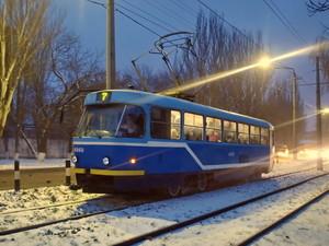 Одесский электротранспорт подорожает до 2 гривен