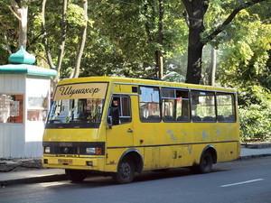 В Одессе стоимость проезда в маршрутках подскочит почти вдвое