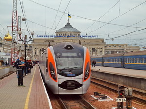"""В Одессу прибыл """"скоростной"""" """"Хюндай"""" (ФОТОРЕПОРТАЖ)"""