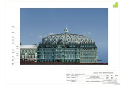 Центр Одессы под куполом: как выглядит проект восстановления дома Руссова (ФОТО)