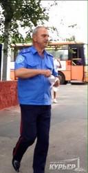 ГАИшники-коррупционеры требовали взятку у одесского нелегального перевозчика (ФОТО)