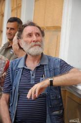 В Одессе открыли мемориальную доску известному режиссеру Михаилу Кацу (ФОТО)