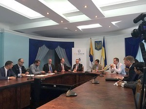 Одесский порт заключил партнерское соглашение с Таллинном