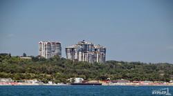 Море, немного зелени и множество высоток: морской фасад Одессы глазами яхтсмена (ФОТО)