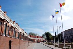Президент и министр открыли новый корпус Одесской инфекционной больницы (ФОТО)