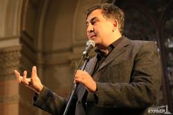 Саакашвили открыл одесский конкурс пианистов памяти Эмиля Гилельса (ФОТО)