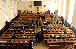 Кто хочет стать председателем Одесского областного совета?