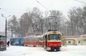 Одесский электротранспорт по прежнему работает с перебоями