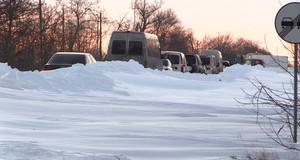 Для грузовиков открывают трассу Одесса - Рени