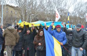 Ватники і вишиватники стали ворогами України для одеситів