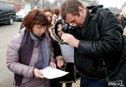 """Документы о строительстве """"Жемчужины"""" на одесском Фонтане не могут увидеть даже полицейские (ФОТО)"""