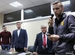Ректор Одесского университета проигнорировал петицию против застройки территории ОНУ высотками