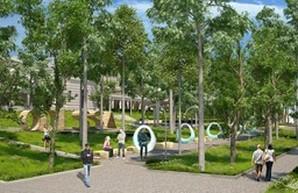 Какими будут Лунный и Стамбульский парки в Одессе: проекты-победители (ФОТО)