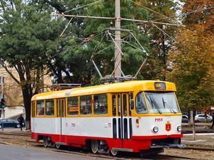 На Пасху одесский общественный транспорт будет работать ночью