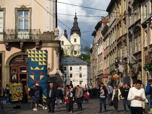 Львов отмечает 760-летний юбилей (ФОТО)
