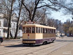 Уже в пятницу в Одессе появится новый трамвайный маршрут: от Аркадии до Пересыпи