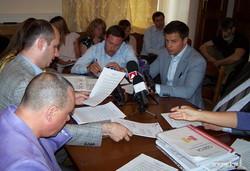 Зонинг застройки Одессы отправили на доработку - учитывать мнение общественности