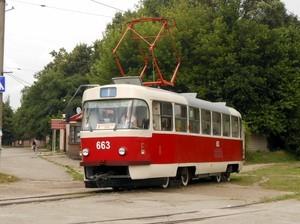 Как на родине Брежнева трамваи ремонтируют (ФОТО)