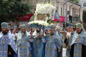 Ради православного крестного хода в центре Одессы ограничивают движение