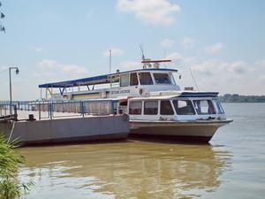 На юге Одесской области продолжаются речные круизы по Дунаю