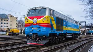 Сколько украинских тепловозов хотят модернизировать американцы?
