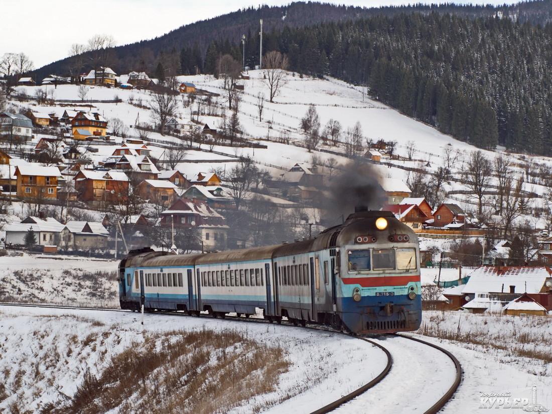 Украинским железнодорожникам не выжить без российских дизель-поездов