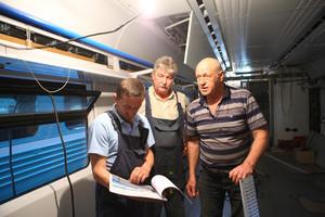 УЗ планирует пополнить парк новыми вагонами-трансформерами