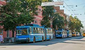 В Полтаве решили купить пять новых троллейбусов
