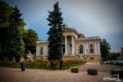 Красивая Одесса, умытая летним дождем (ФОТО)