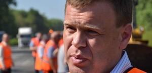 """""""Укравтодор"""" уволил руководство """"Автомобильные дороги Украины"""""""