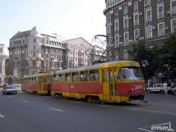 В Харькове под видом ремонта заменяют старые трамваи на подержанные вагоны из Праги (ФОТО)