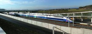 Во Франции построили скоростную железную дорогу, объединяющую север на юг страны