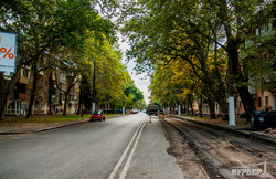 Как ремонтируют теплотрассу на одесской улице Сегедской (ФОТО)
