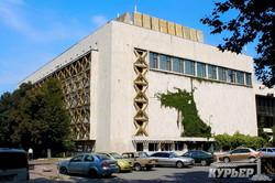 Вокруг одесской Музкомедии растут высотки (ФОТО)