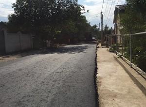 В Одессе на улице Селекционной идет ремонт (ФОТО)