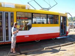 одесский трамвай