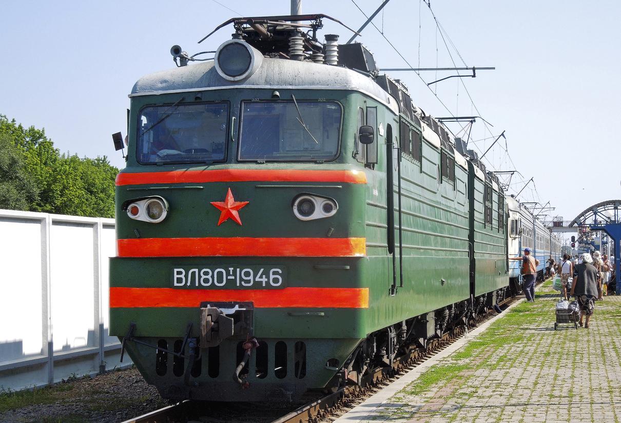 российский локомотив в украине