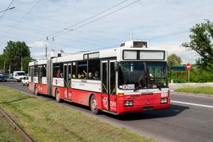 Краматорск хочет купить три новых троллейбуса
