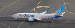 Flydubai увеличивает число рейсов из Одессы и Киева