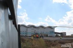 Новый терминал аэропорта Одесса в ожидании обещанного открытия (ФОТО)