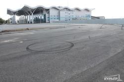 Новый терминал аэропорта Одесса