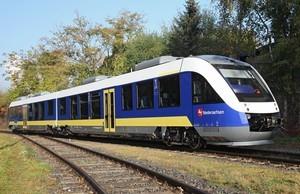 В Германии запускают первый водородный поезд