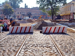 рекострукция тираспольской площади в одессе