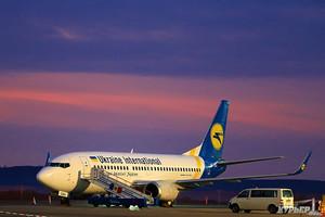 """В сентябре аэропорт """"Борисполь"""" посетили почти миллион пассажиров"""