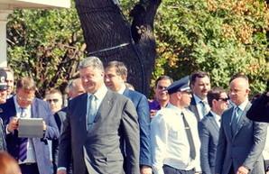 Будет ли Порошенко в Одессе снимать Саакашвили?